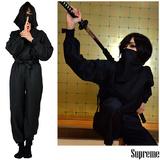 定番の黒装束☆忍者コスチュームセット