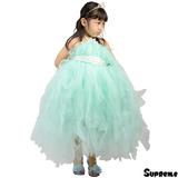 KIDS プリンセス チュール キッズドレス スノークリスタル こども キッズ ...