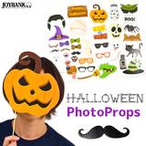 Halloween フォトプロップス ハロウィン 仮装 イベント パーティ 小物...