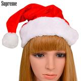 スタンダード サンタ帽子 クリスマス コスプレ小物 ゆうメールOK