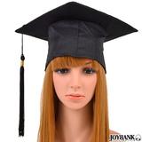 博士帽 大人用 男女兼用 博士 学生 卒業式 帽子 ハット ゆうメールOK