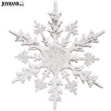 雪の結晶 クリスマス 飾り パーティー クリスマスツリー オーナメント ウインド...