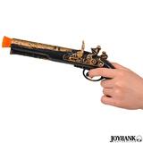 アンティーク 拳銃 ピストル おもちゃ 海賊 戦隊 パイレーツ ハロウィン コス...