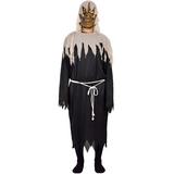 【2019ハロウィンセール】黒魔術 衣装 ゴースト コスプレ ハロウィン 衣装 ...